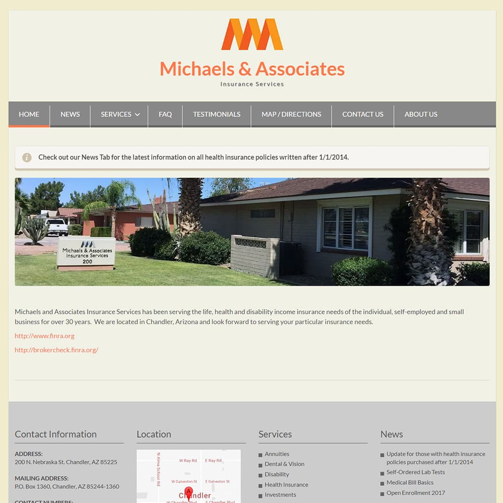 Michaels and Associates Insurance Services