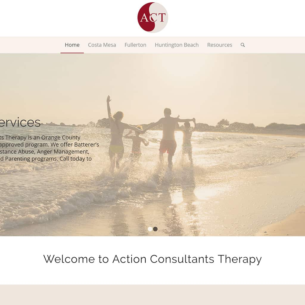 Action Consultants Therapy