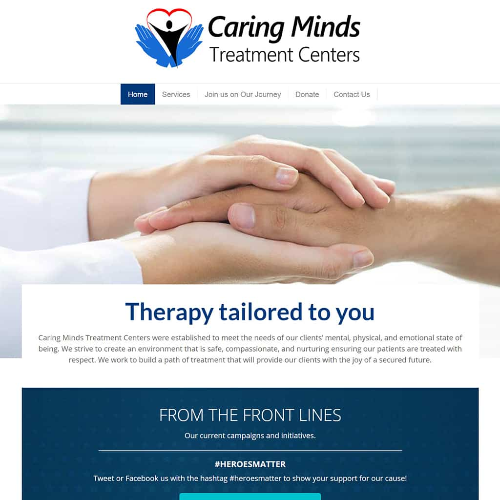 Caring Minds Treatment Centers