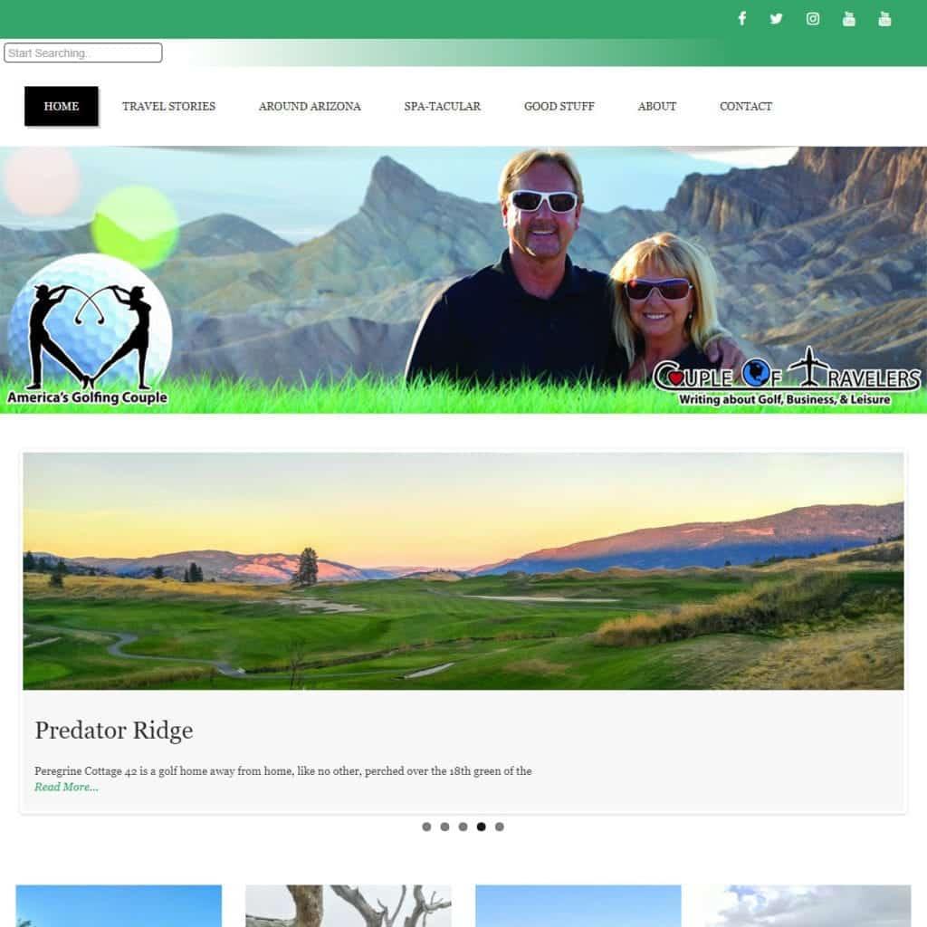 America's Golfing Couple