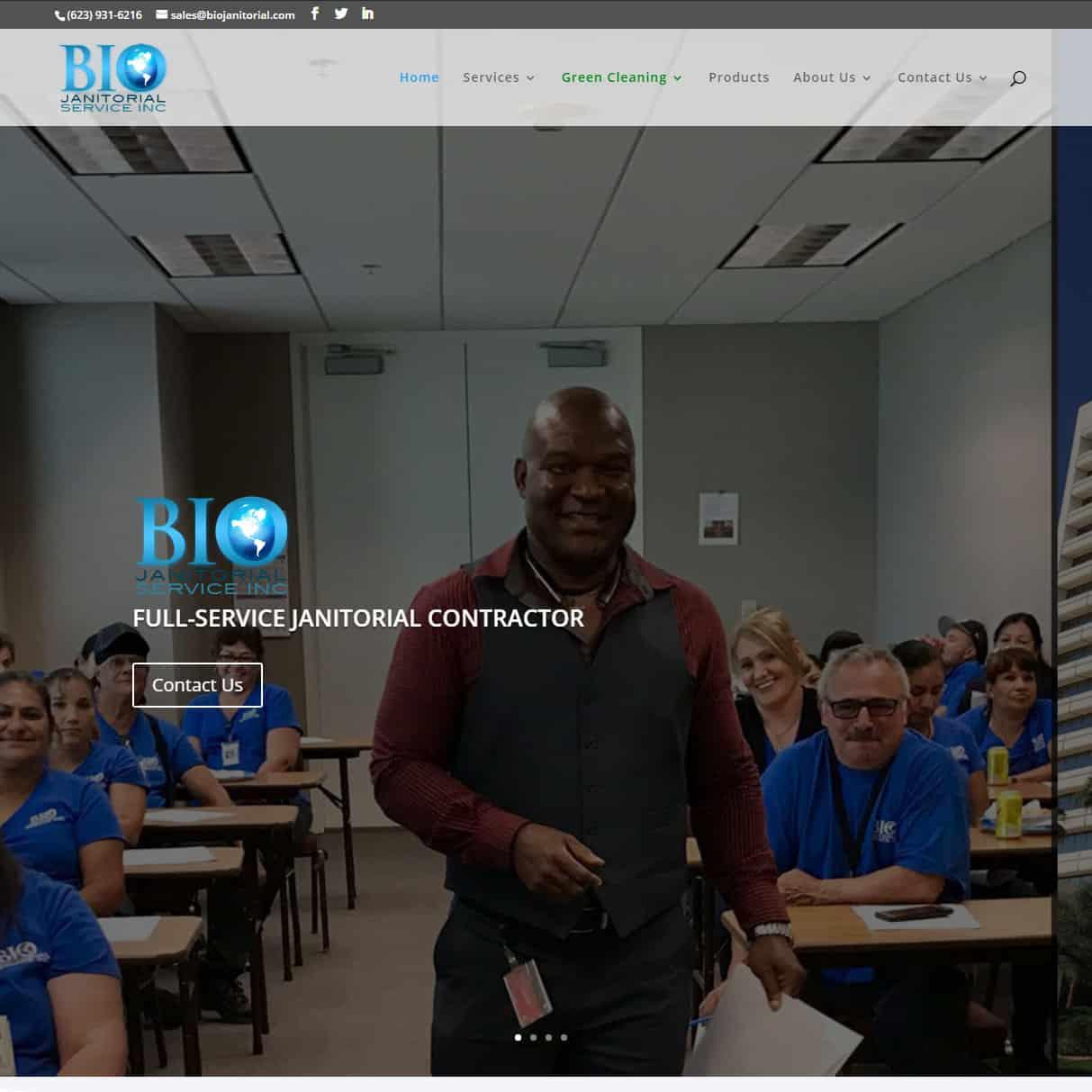 Bio Janitorial Service, INC.