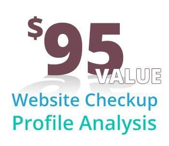 Website Checkup and Profile Analysis