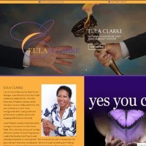 Eula Clarke Website