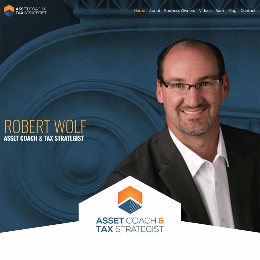 Robert Wolf Website