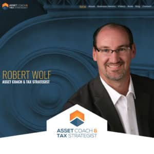 Robert Wolf Website