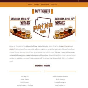 Arizona Craft Beer Festival