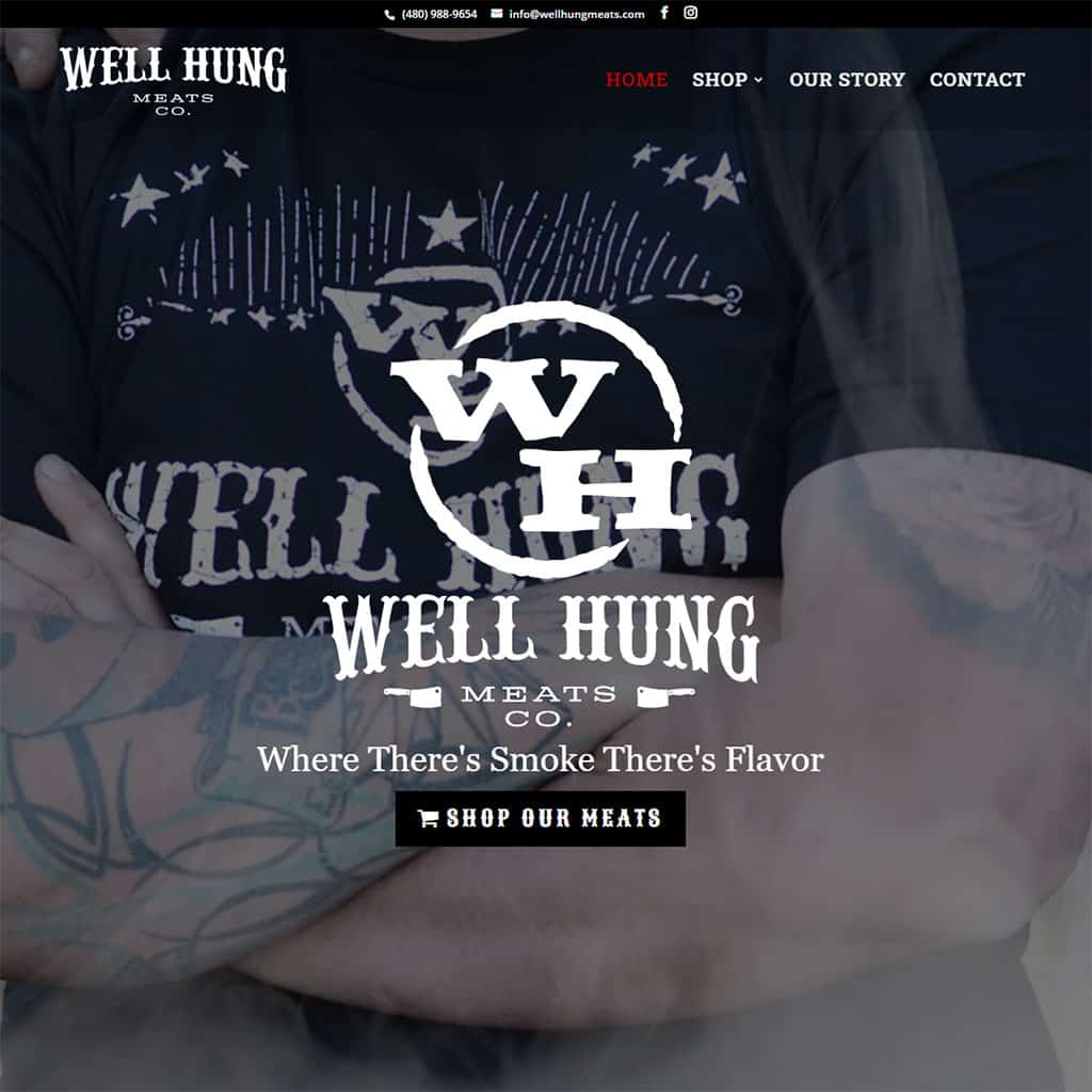 Well Hung Meats Co.