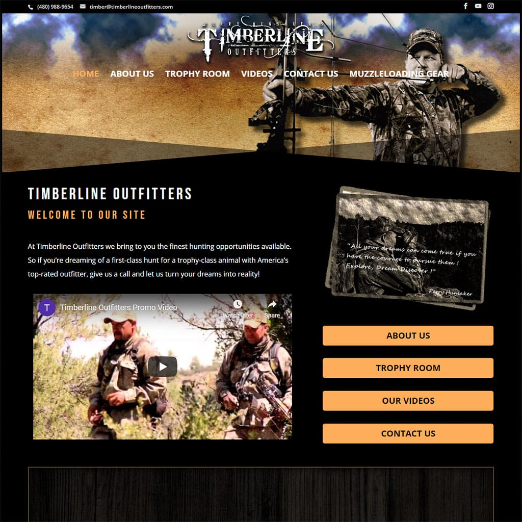Timberline Outfitters