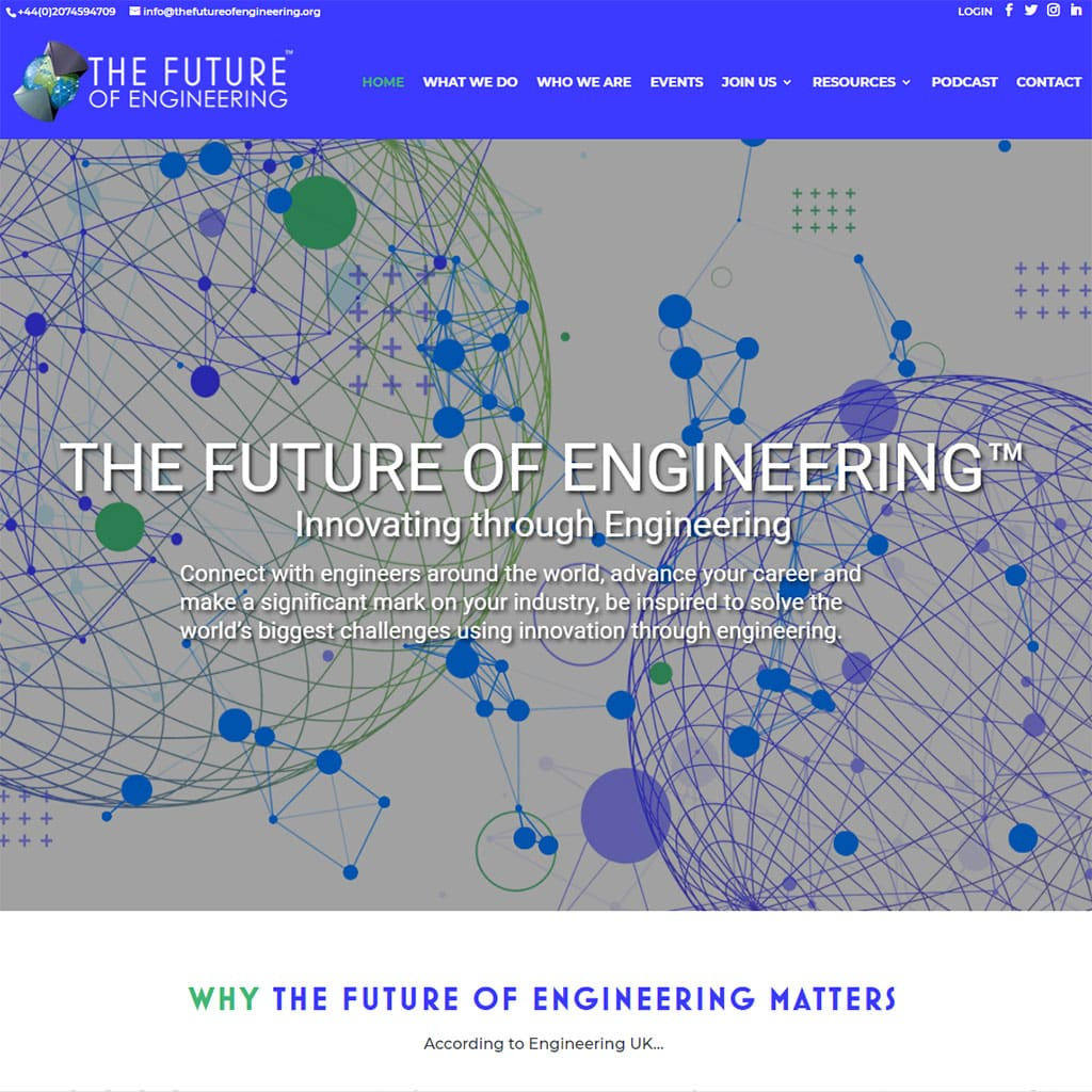 The Future of Engineering