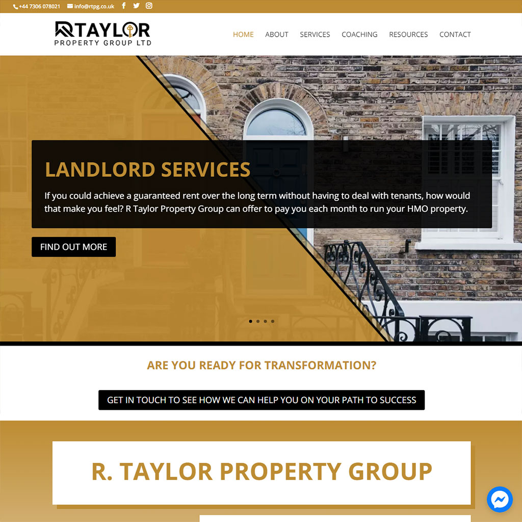 R. Taylor Property Group